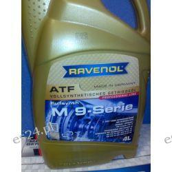 OLEJ PRZEKLADNIOWY RAVENOL ATF M 9-Serie 4l MB 236.14,MB 23614...