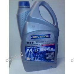 Olej ATF do 5-biegowych autom. skrzyń biegów Mercedes MB236.10, A 001 989 21 03 RAVENOL ATF M 6-Serie 4l