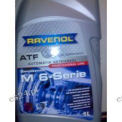 Olej ATF RAVENOL ATF MB 6-SERIE,M 6-Serie 1L Chrysler 52107891AA