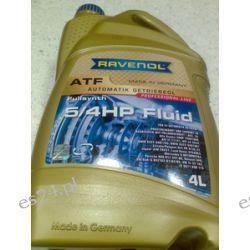 olej ATF 5/4 HP Fluid 4l do skrzyni biegów Porsche CAYENNE 955 4000Turbo 4.5