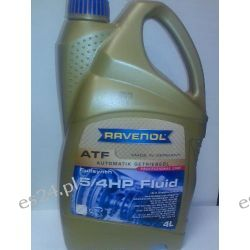 Olej do automatycznej skrzyni biegów RAVENOL ATF 5/4 HP Fluid 4 Litry