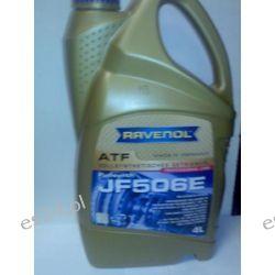 Olej ATF do 5 biegowych automatycznych skrzyń biegów firmy JATCO JF506E 4l