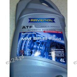 ATF MM SP-III ATF SP3 SP-3 4l olej do skrzyni biegów KIA CARENS I (FC) 1.8 i