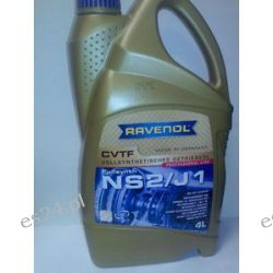 CVTF NS2/J1 Fluid 4l olej do skrzyni biegów Mitsubishi Lancer Sportback 1.8