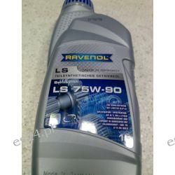 Olej RAVENOL LS 75W90 75W-90 GL5 GL-5  ZF TE-ML 05C, ZF TE-ML 05D