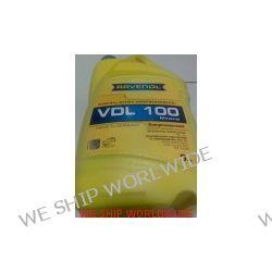 olej do sprężarek mineralny VDL 100 RAVENOL Kompressoren-Oel 5l  VBL, VCL