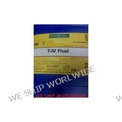 olej do automatycznej skrzyni biegów RAVENOL ATF T-IV Fluid 20l JWS 3309,JWS-3309