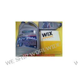zestaw do wymiany oleju w  automatycznej skrzyni biegów TF60SN (09G) VW AUDI MINI Seat