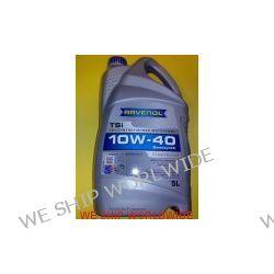 olej RAVENOL TSi SAE 10W-40 5l MB 229.1, VW 501.00,VW 505.00, BMW Special Oil  TD TDS, Landrover Special Oil