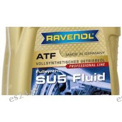 RAVENOL ATF SU5 FLUID SUBARU 4l  Subaru 5 ATF,SUBARU ATF 5 Subaru ATF-HP,Subaru ATF/PS