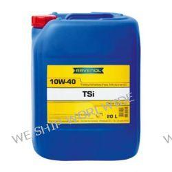 olej RAVENOL TSi 10W-40 20l MB 229.1, VW 501.00,VW 505.00, BMW Special Oil  TD TDS, Landrover Special Oil