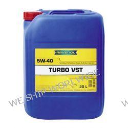 olej silnikowy RAVENOL Turbo VST SAE 5W-40 20l MB 229.5 Porsche A40 VW 502.00 505.00