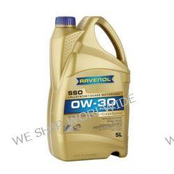 olej silnikowy RAVENOL SSO 0W-30 0W30 5l,BMW Longlife-98, MB 229.5