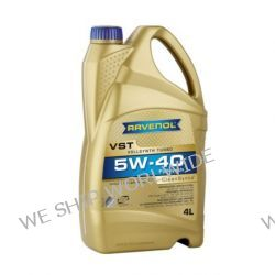 olej silnikowy RAVENOL Turbo VST SAE 5W-40 4l API SN/CF, ACEA A3/B4