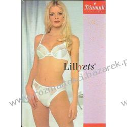 biustonosz Lillyets 04 R  70 C biały Triumph