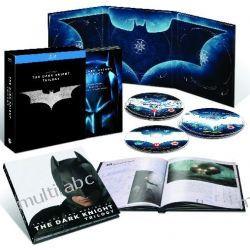 Batman: Mroczny Rycerz - Trylogia (Limitowana edycja kolekcjonerska z albumem)