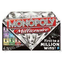 Hasbro, Monopoly Milionerzy, gra planszowa