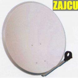 ANTENA SATELITARNA 90cm WZMACNIANA Stalowa Famaval