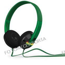 Słuchawki Skullcandy UPROCK v2.0 zielono czarne