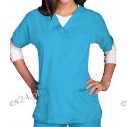 BLUZA medyczna UNISEX, tunika, fartuch medyczny