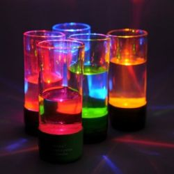 Radioaktywna szklanka