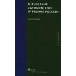 Nielegalne zatrudnienie w prawie polskim  r.2012