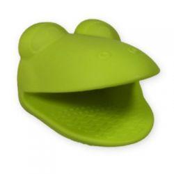 Łapki żabki uchronią  uchronią Cię przed poparzeni