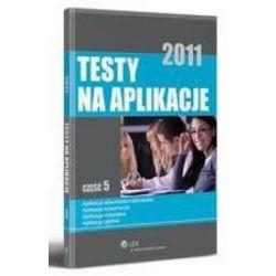Testy na aplikacje 2011. Część 5. - Aplikacja a