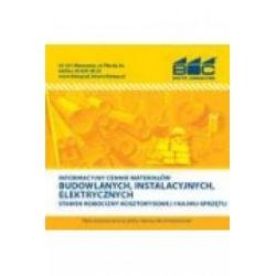 Informacyjny cennik materiałów budowlanych, inst