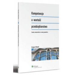 Kompetencje a wartość przedsiębiorstwa. - Zasob