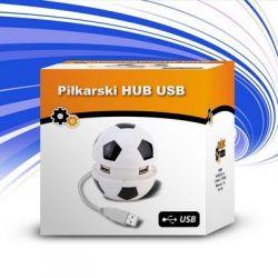 Piłkarski HUB USB 4 porty