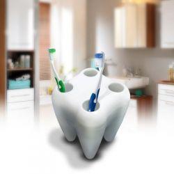 Ząbek na szczoteczki do zębów