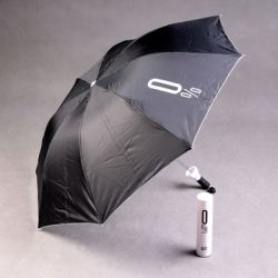 Bezalkoholowa parasolka Parasolka zamknięta w bute