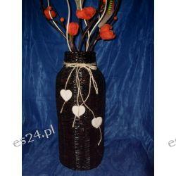 Duży ozdobny wazon