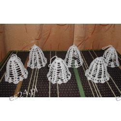 Szydełkowe dzwoneczki