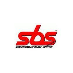 SBS TARCZE HAMULCOWE PRZÓD VOLVO V40 S40 CARISMA