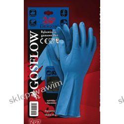 rękawice gumowe, ochronne