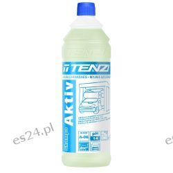 Silnie pieniący szampon do myjni samochodowych