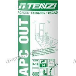 Preparat do doczyszczania zewnętrznych powierzchni - dachy, elewacje, fasady