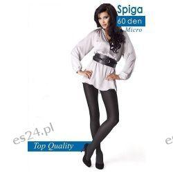 Rajstopy Mona Spiga 60 den ,rozmiar 2-4 KOLORY,polski produkt