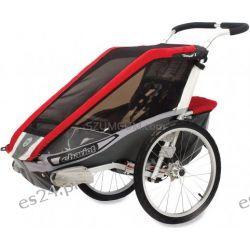 Przyczepka rowerowa dla dziecka Chariot Cougar 1,