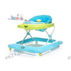 Bezpieczny chodzik dla dziecka 1st Steps 4baby - 3 poziomy regulacji siedziska