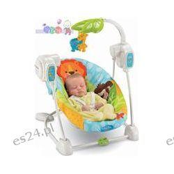 Huśtawka dla dziecka od urodzenia do 9 kg Cudowna Planeta Fisher Price