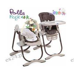 Krzesełko do karmienia Chicco Polly Magic od urodzenia do 36 miesięcy