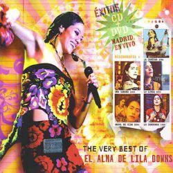 LILA DOWNS: EL ALMA DE VERY BEST (CD)