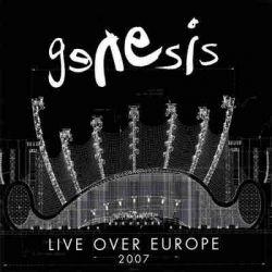 GENESIS LIVE OVER EUROPE 2007 (2CD)