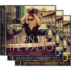 Madonna: Turn Up The Radio The Remixed Collectio (3CD)