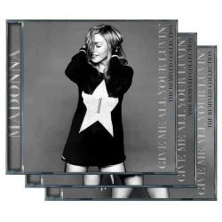 Madonna: Give Me All Your Luvin' The Remixed Collectio 1-3 (3CD)
