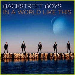 BACKSTREET BOYS - IN A WORLD LIKE THIS (CD)