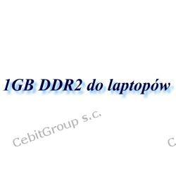 1GB DDR2 do laptopów
